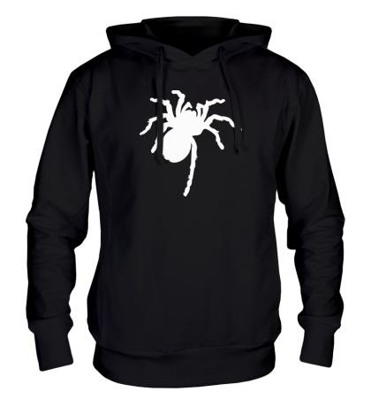 Толстовка с капюшоном Ползучий паук