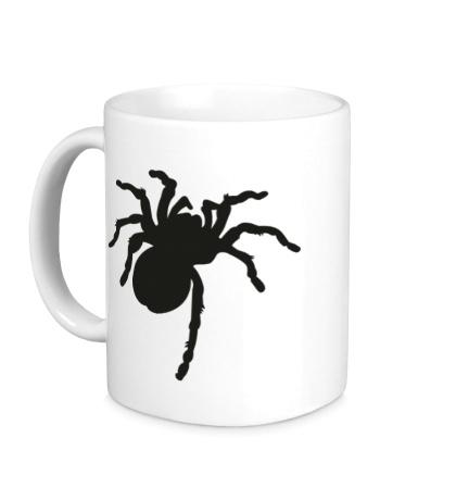 Керамическая кружка Ползучий паук