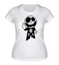 Женская футболка Zombie Fuck