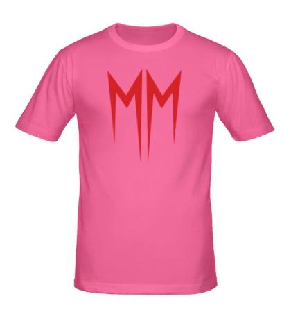 Мужская футболка Marilyn Manson Symbol