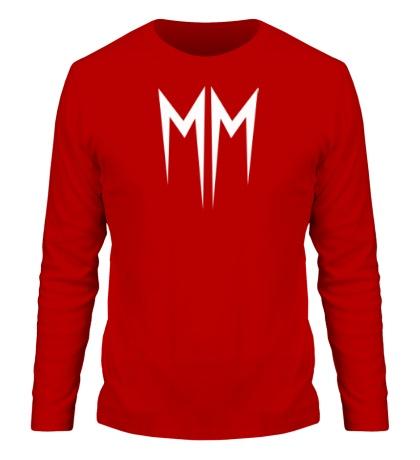 Мужской лонгслив Marilyn Manson Symbol