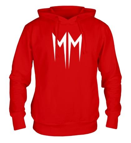 Толстовка с капюшоном Marilyn Manson Symbol