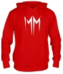 Толстовка с капюшоном «Marilyn Manson Symbol» - Фото 1