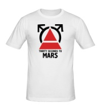 Мужская футболка 30STM Thirty Seconds To Mars