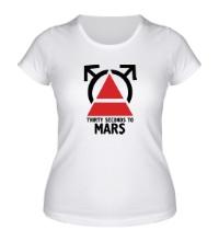 Женская футболка 30STM Thirty Seconds To Mars