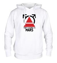 Толстовка с капюшоном 30STM Thirty Seconds To Mars