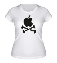 Женская футболка Pirateapple