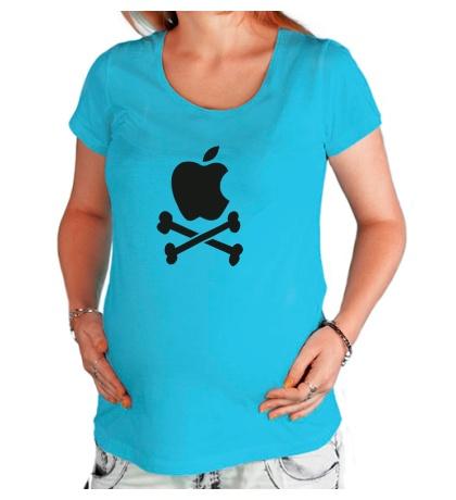 Футболка для беременной Pirateapple