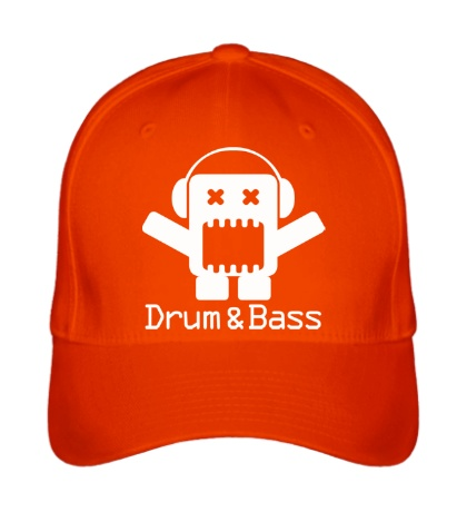 Бейсболка Drum & Bass Box