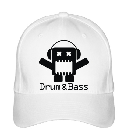 Бейсболка Drum & Bass Box
