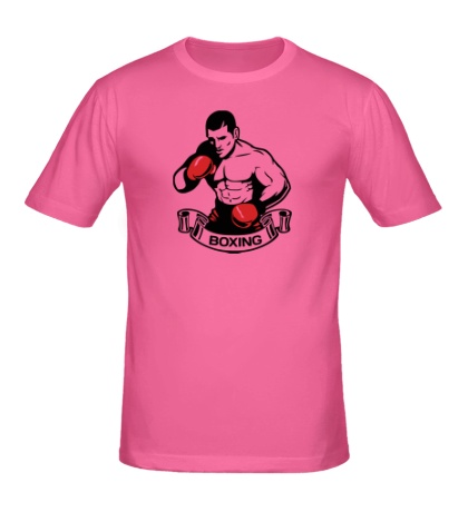 Мужская футболка Mens Boxing