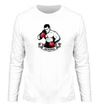 Мужской лонгслив Mens Boxing