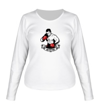 Женский лонгслив Mens Boxing