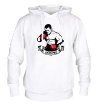 Толстовка с капюшоном Mens Boxing