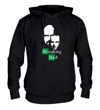 Толстовка с капюшоном Breaking Bad: Jesse & Walt