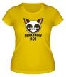 Женская футболка «Кот: ненавижу все» - Фото 1
