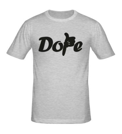 Мужская футболка Good Dope