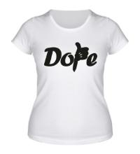 Женская футболка Good Dope