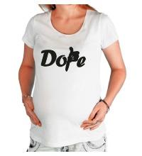 Футболка для беременной Good Dope