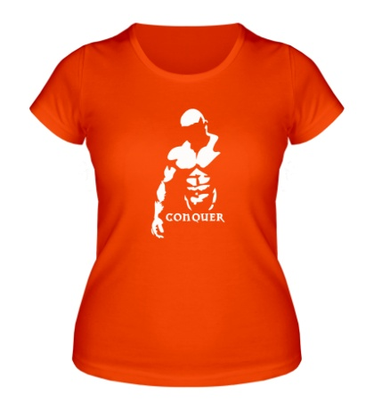Женская футболка Conquer Women