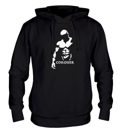 Толстовка с капюшоном Conquer Women