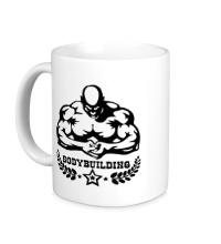 Керамическая кружка Bodybuilding бодибилдинг