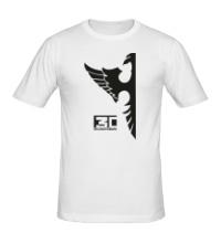 Мужская футболка 30 Seconds To Mars Bird