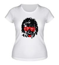 Женская футболка Современный Эйнштейн