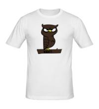 Мужская футболка What owl?