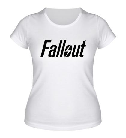 Женская футболка «Fallout»