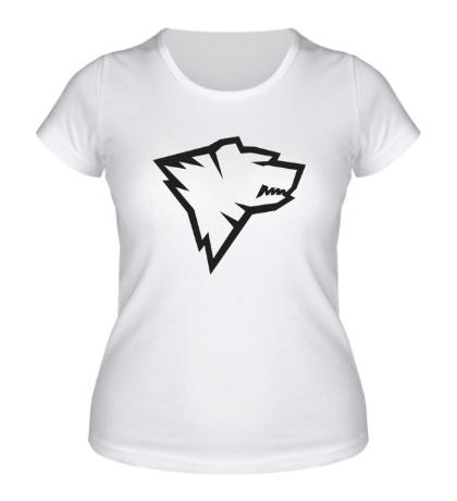 Женская футболка АСТ-54