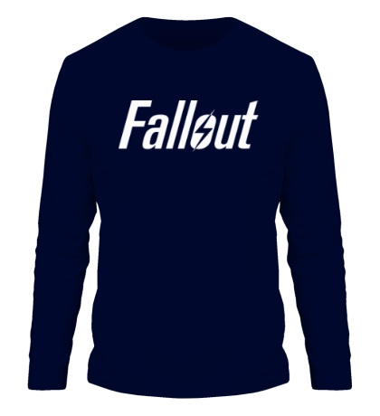 Мужской лонгслив «Fallout»