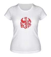 Женская футболка 30 STM Bird