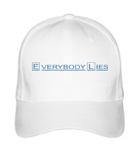 Бейсболка Everybody Lies Sign