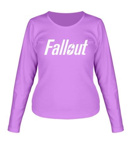 Женский лонгслив «Fallout»