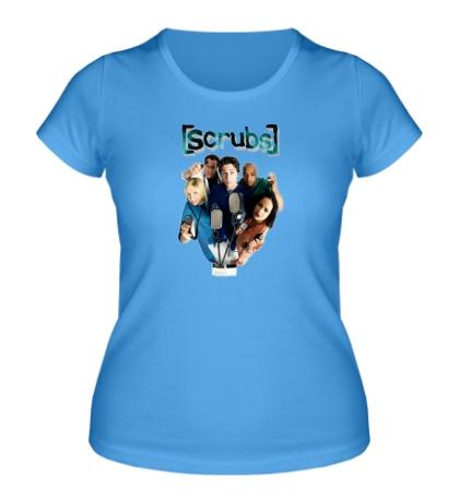 Женская футболка Scrubs