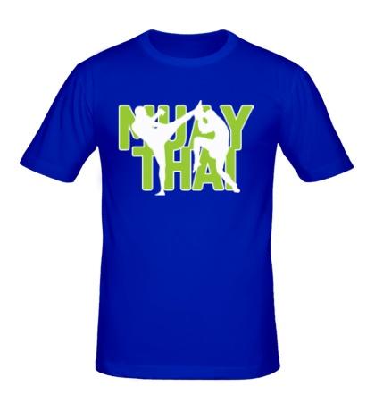 Мужская футболка Muay Thai Sparring