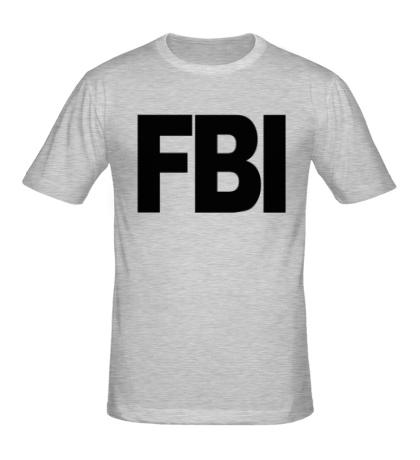 Мужская футболка FBI