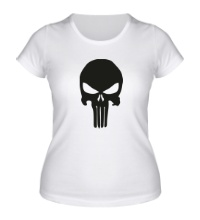 Женская футболка Символ Карателя