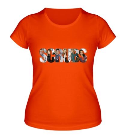 Женская футболка Scrubs Doctors