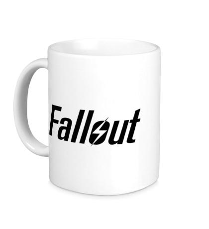 Керамическая кружка «Fallout»