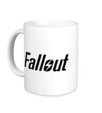 Керамическая кружка Fallout