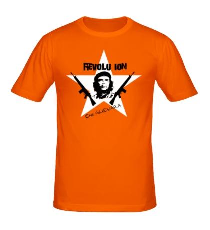 Мужская футболка Revolution Star