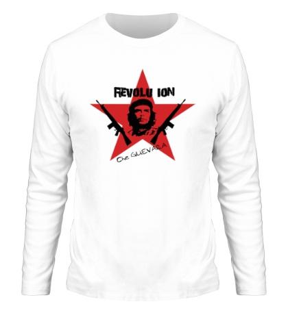 Мужской лонгслив Revolution Star