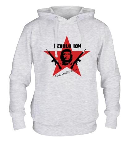 Толстовка с капюшоном Revolution Star