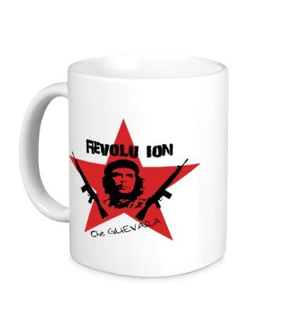 Керамическая кружка Revolution Star