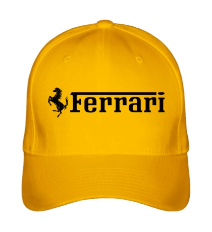 Бейсболка Ferrari Line