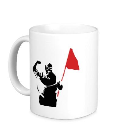 Керамическая кружка Революция