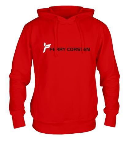 Толстовка с капюшоном Ferry Corsten Logo