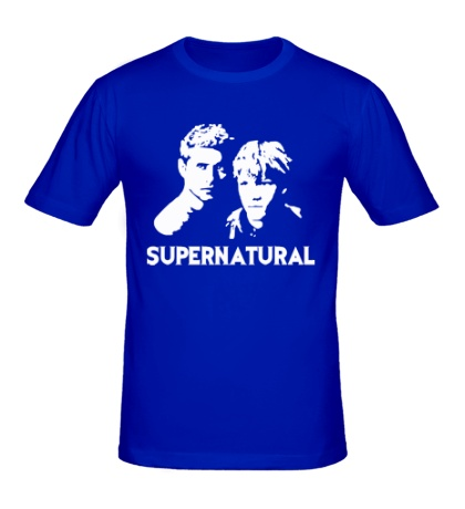 Мужская футболка Supernatural